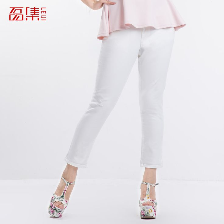 Cheap Jeans on Sale at Bargain Price, Buy Quality Jeans from China Jeans Suppliers at Aliexpress.com:1,Gender:Women 2,Material:denim 3,Model Number:15-5240 4,combination form:separate 5,Item Type:Jeans,Capris