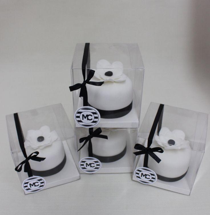 Minicake Souvenirs Chanel  Violeta Glace