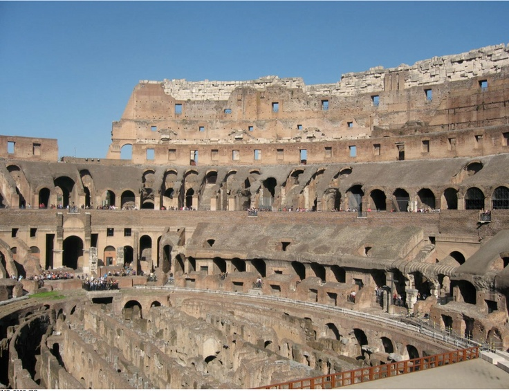 Rome, Italy.  Port of Civitaveccia