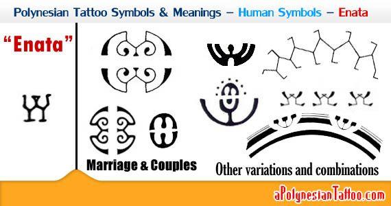 Polynesian-Tattoo-Symbols-Meanings-Human-Symbols-Enata.jpg (570×300)