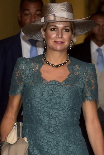 ♥•✿•QueenMaxima•✿•♥...: Christening of Carlos, Hereditary Prince of Parma at the cathedral of Parma, Italy on September 25, 2016