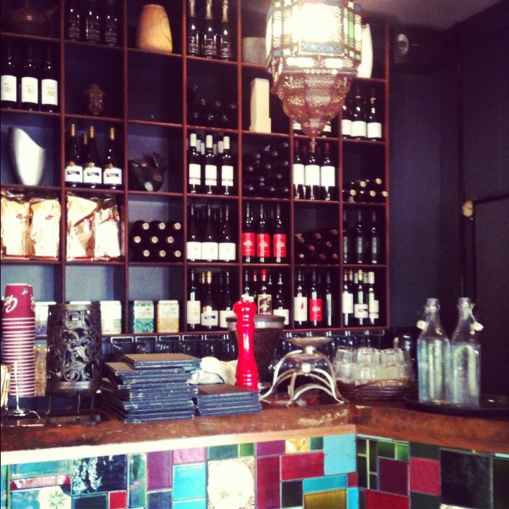Aarli Tapas Bar & Restaurant in Broome, Western Australia.