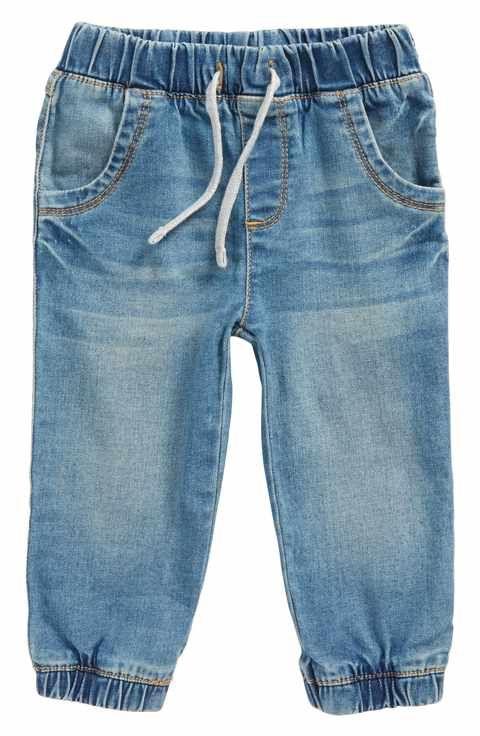1c5e4f608e01d3 Tucker + Tate Stretch Denim Jogger Pants (Baby Boys) | Babies | Boys ...