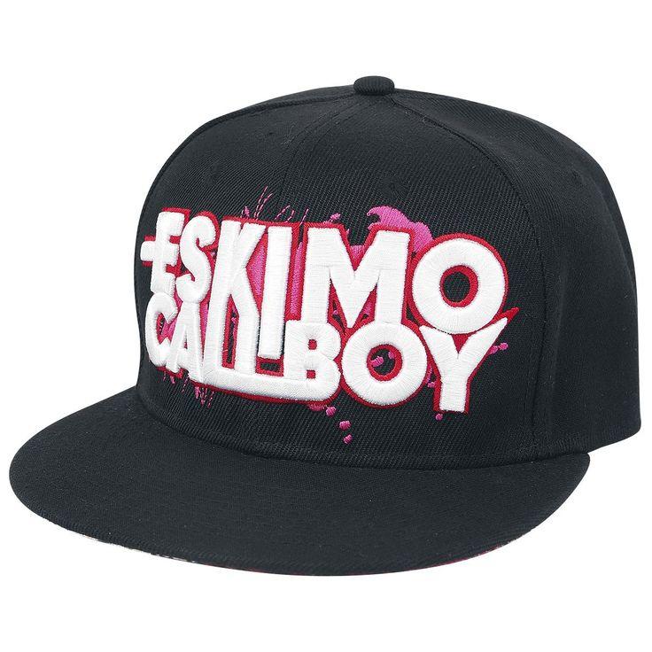 """Berretto con visiera """"Logo"""" degli #EskimoCallboy."""