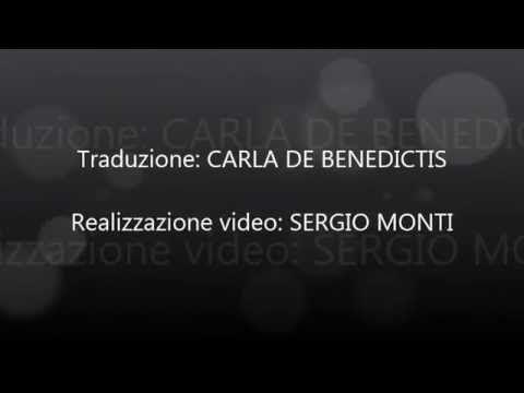 MUCHACHO - Ángel D'Agostino - Traduzione in italiano