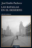 Amazon.com: Las batallas en el desierto (Coleccion Andanzas) (Spanish Edition): Jose Emilio Pacheco