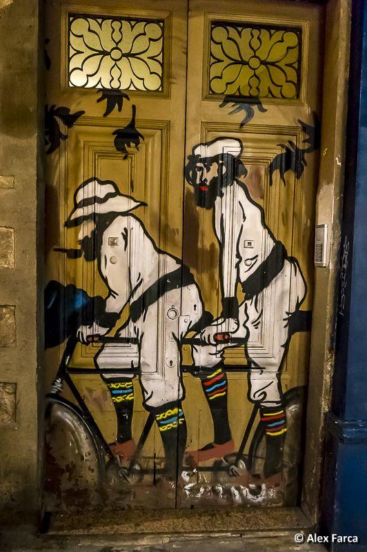 Carrer de petritxol, Barcelona
