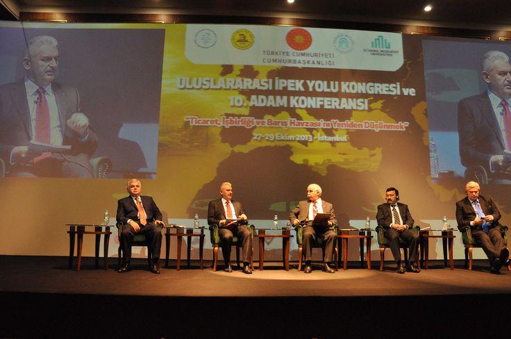ULUSLARARASI İPEK YOLU KONGRESİ SILENCE İSTANBUL'DA