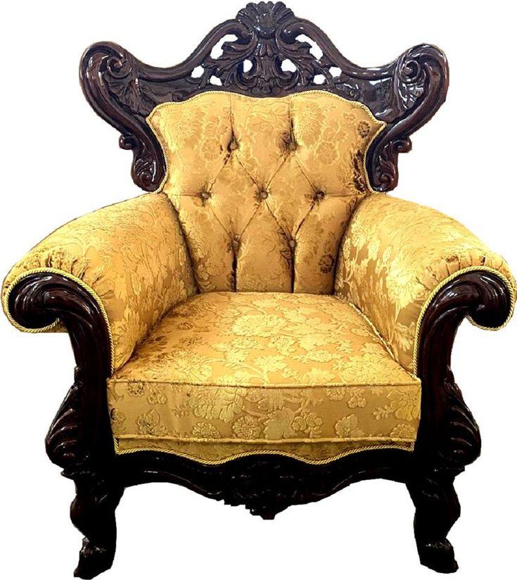 Casa Padrino Luxus Barock Sessel Gold Dunkelbraun Prunkvoller Wohnzimmer Sessel Mit Elegantem Muster Barock Mobel In 2021 Barock Sessel Barock Mobel Sessel