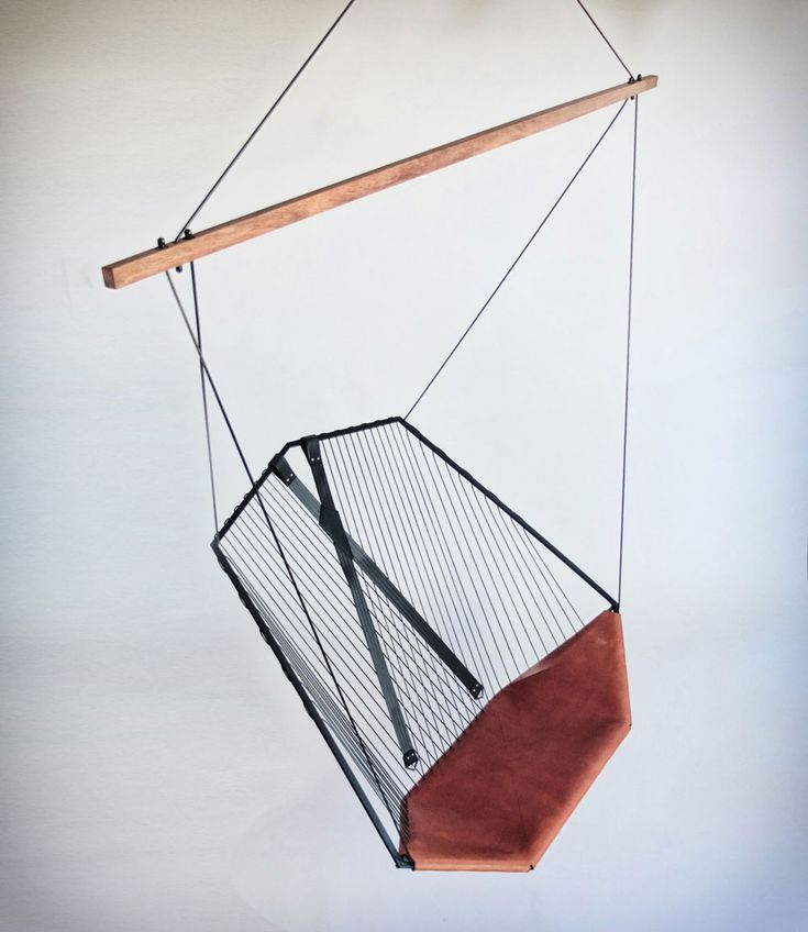 Solo Cello Suspended Chair by Félix Guyon of Les Ateliers Guyon | http://www.yellowtrace.com.au/les-ateliers-guyon-solo-cello/