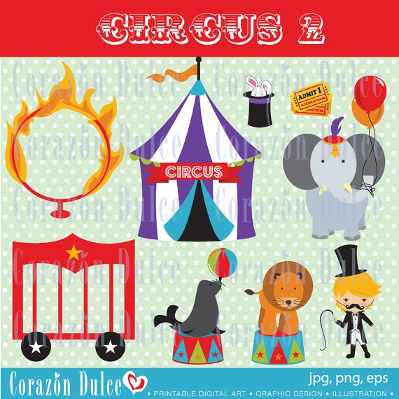 57 best Circus Theme images on Pinterest
