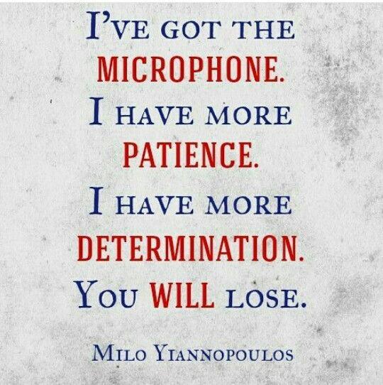 25+ Bästa Milo Yiannopoulos Quotes Idéerna På Pinterest