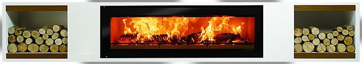 Stovax freestanding and inbuilt slow combustion wood heaters by Abbey Fireplaces.