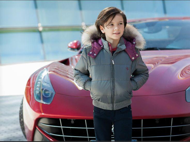 Ferrari Kids @AnneBebe.ro