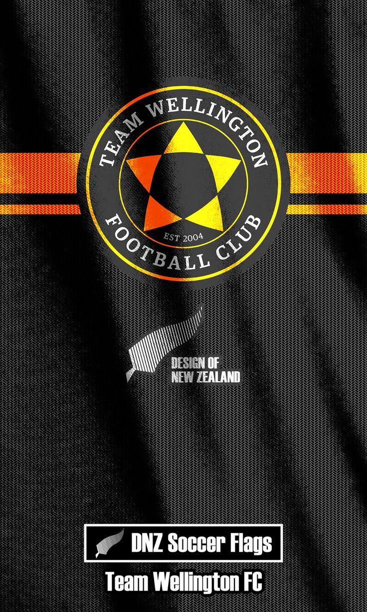 DNZ Soccer Flags: Team Wellington FC