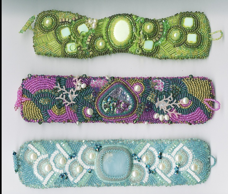 Best bead embroidery patterns ideas on pinterest