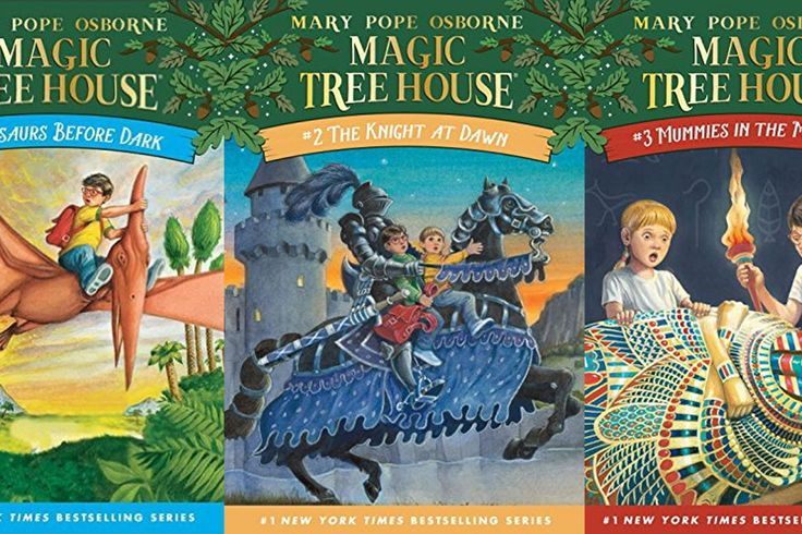 This year marks the 25th anniversary of the iconicMagic Tree House books. The beloved children's book series, written by Mary Pope Osborne, follows siblings Jack and Annie as they discover a…