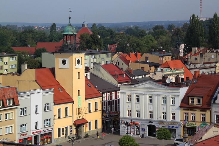 Rybnik to ciekawe miasto w województwie śląskim, z najcieplejszym zbiornikiem wodnym na Sląsku - Zalewem Rybnickim.
