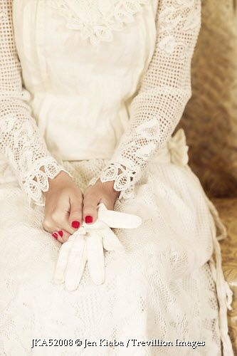 Trevillion Images - historical-woman-with-gloves