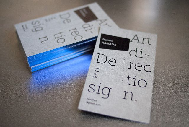 name card - hmd703