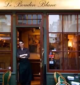 Le Boudin Blanc, Shepherds Market Mayfair - London - Best for romantic supper - one of our favorite places! 5 Trebeck Street, Shepherds Market, Mayfair, London, W1J 7LT