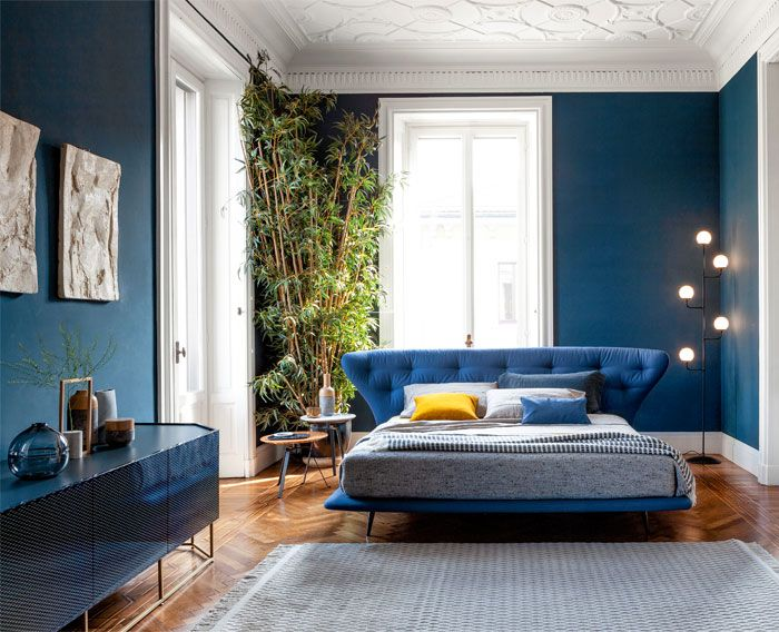 Woven rattan furnishings (and decor) are durable while adding texture and a natural, light feel to a room. Interior Design Trends For 2021 Interior Design Bedroom Modern Bedroom Design Interior Design Trends 2020 2021