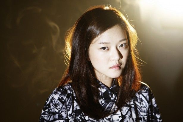 [PHOTO] Ko A-sung's Piercing Look   TENASIA