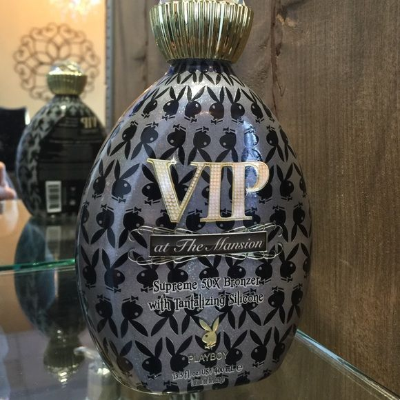 Playboy VIP tanning lotion Brand new VIP playboy tanning lotion Playboy Other