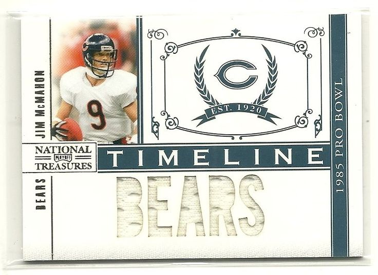 check out 5bf04 7d4ca chicago bears 9 jim mcmahon blue throwback jersey