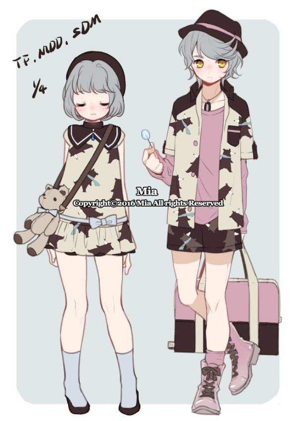 Character Design Outfits : Miiia mialoveless twitter mia pinterest