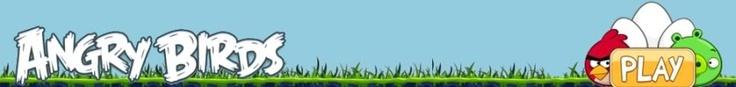 Angry Birds Online, ga punya Android, BB atau perangkat untuk memainkan game ini, main saja disini. Gratis dan bisa disave juga lohh....RECOMENDED
