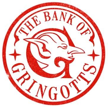 Gringotts Wizarding Bank seal
