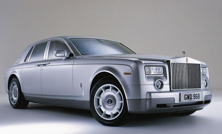 """""""Phantom"""" Car"""