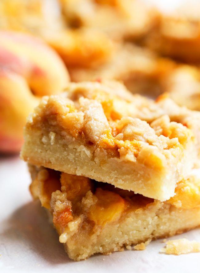 Pip & Ebby - Pip-Ebby - Peach CrumbleBars