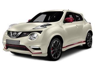 New 2015 Nissan Juke NISMO White Pearl #N10045
