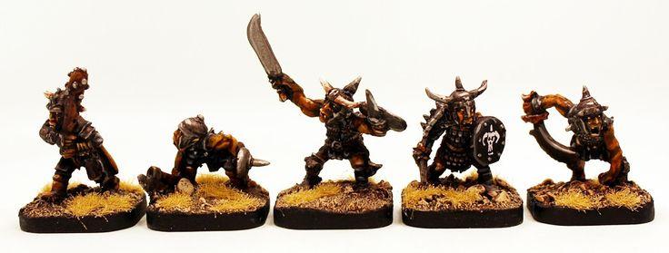 OH2 Hob Goblin Raiders