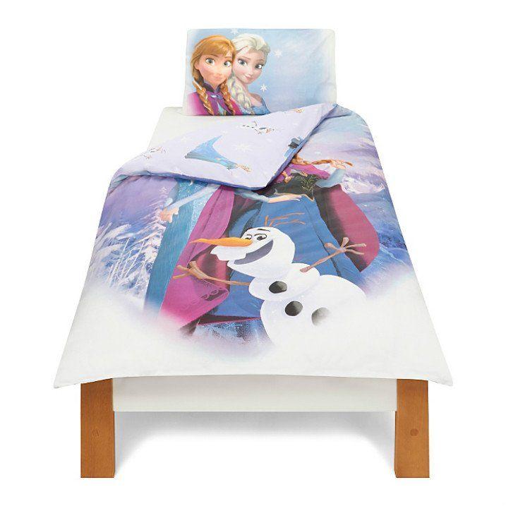Disney Frozen pussilakanasetti
