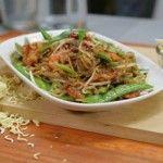 Resep Dan Cara Membuat Mie Teriyaki Ramen, Resep paling mudah dan simpel.