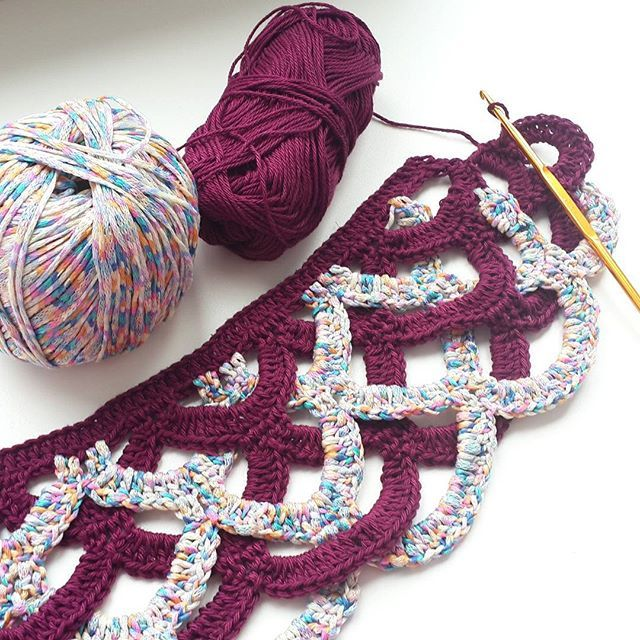 "Пробую, ищу свой ""почерк"" #crochet #crochetlove #crochetpattern #yarn #cotton #summercrochet #grannysquare #handmade #ilovecrochet #crocheting #haken #Hæklet #crochê #uncinetto #virka #etsy #etsyowner #crochetseller #crochetinspiration #crochetforbeginners #instacrochet #etsycouponcode #вяжутнетолькобабушки #вяжукрючком"