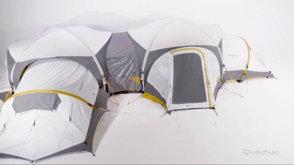 quechua msh decathlon tent tente gonflale camping msh my. Black Bedroom Furniture Sets. Home Design Ideas