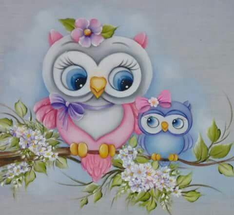 2606 best images about pinturas on pinterest cute frogs - Pintura para decoupage ...
