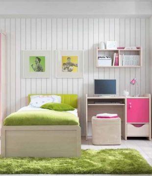 Tento dětský nábytek je spíše vhodný do menších místností a rozhodně dle našeho názoru nezklame a děti z něj budou nadšené.