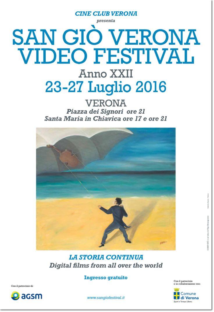 Verona Video Festival 2016 - SanGio' Verona Video Festival 2016