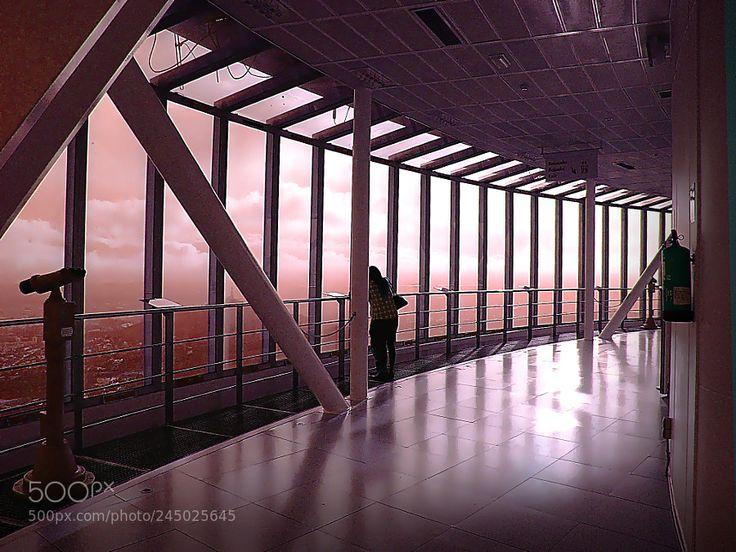 "From ""Torre de Collserola"" Barcelona."