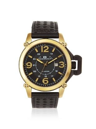 Oceanaut Men's OC4112 Black Stainless Steel Watch