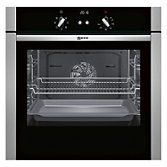 Buy Neff B44S52N5GB Slide and Hide Single Oven, Stainless Steel from our Built in Ovens range at John Lewis. Free Delivery on orders over £50.