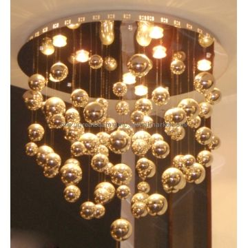 Chandelier ideas Use a hulahoop as the base this would be so cool with mini disco balls