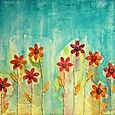 Canvas: Art Canvas, Canvas Paintings, Awesome Artist, Art Inspiration, Art Journalling, Artsy Fartsy, Media Canvas Art, Painting Inspirations, Canvas Creations