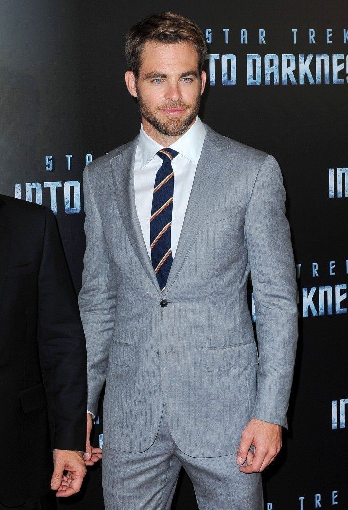Chris Pine - 'Star Trek Into Darkness' Premieres in Sydney