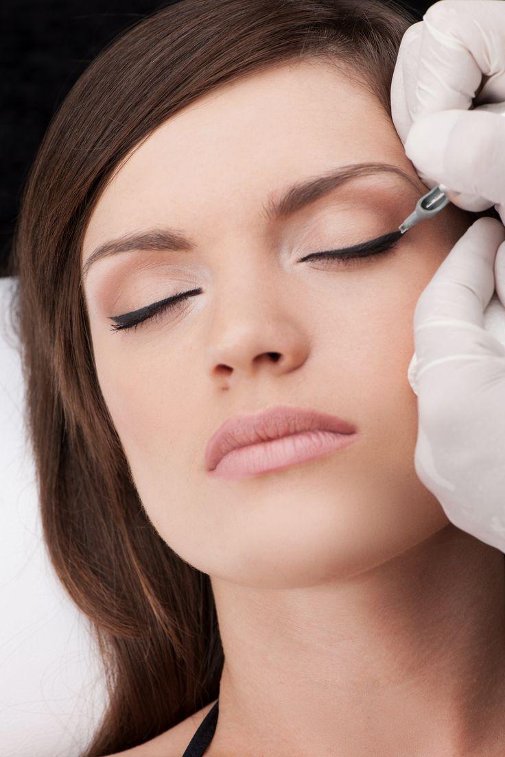Permanentní make-up. Buďte krásná při každé situaci. Institut Krásy
